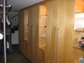 Garderobe in Birke